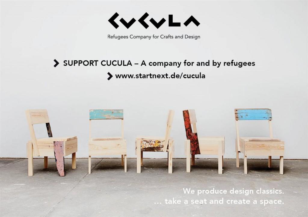 Appel de fonds pour le projet Cucula (Facebook Cucula)